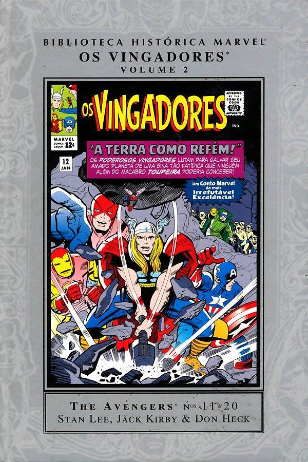 Biblioteca Histórica Marvel Vigandores Vol.2
