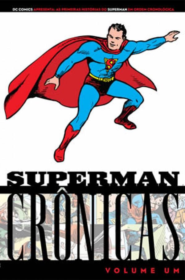 Superman - Crônicas Vol. 01