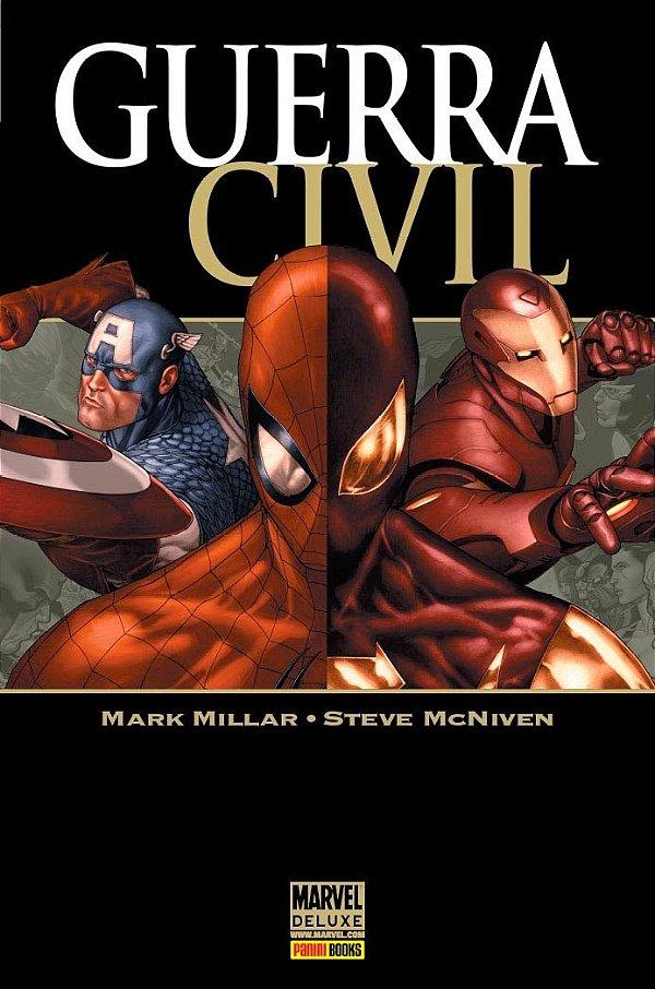 Guerra Civil Encadernado