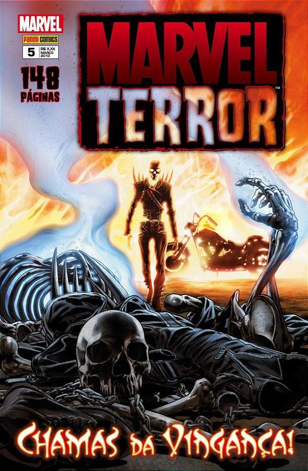 Coleção Marvel Terror #5