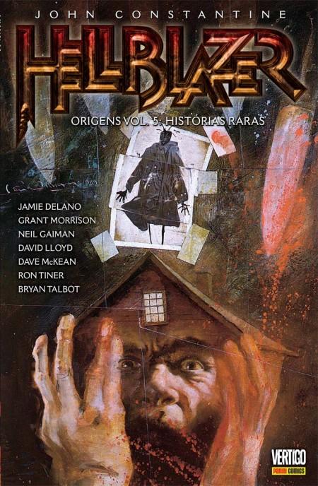John Constantine Hellblazer Origens 5: Histórias Raras