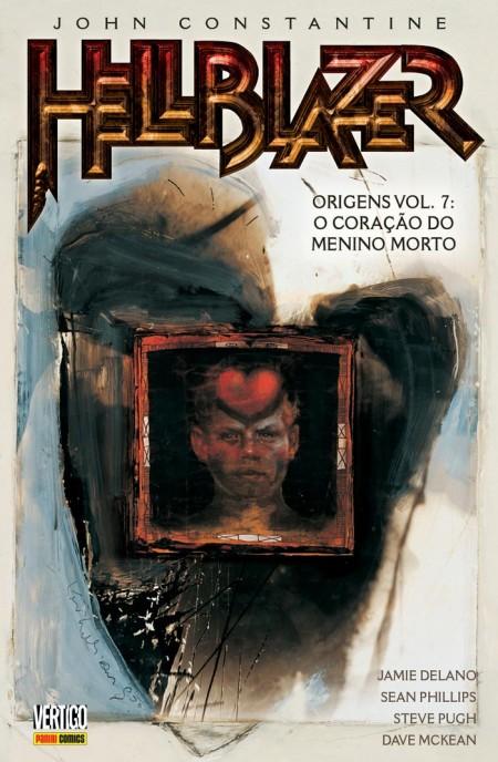 John Constantine Hellblazer Origens 7: O Coração do Menino Morto