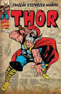 Coleção Histórica Marvel - Thor Vol 02