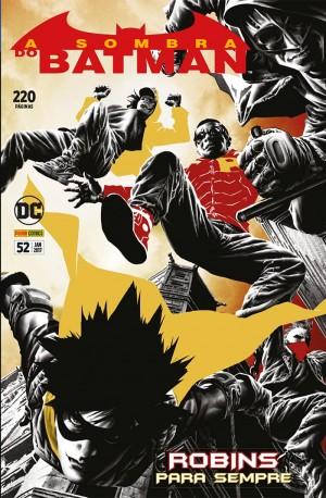A Sombra do Batman (52) #52