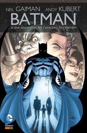 Batman  O que aconteceu ao Cavaleiro das Trevas Capa Dura