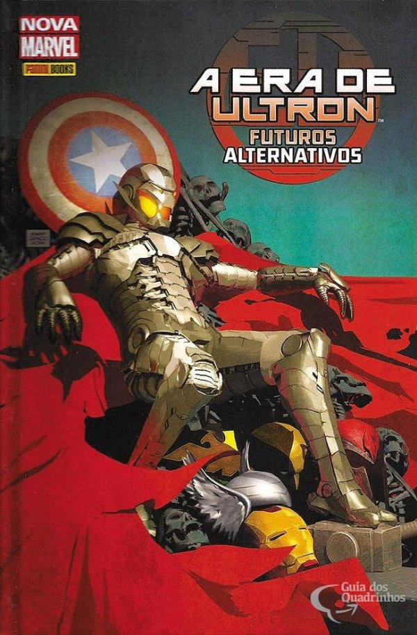 A Era De Ultron Futuros Alternativos