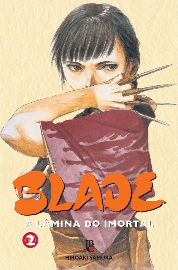 Blade A Lâmina do Imortal - Volume 2