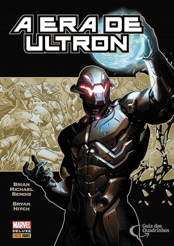 A Era De Ultron