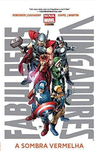 Fabulosos Vingadores A Sombra Vermelha