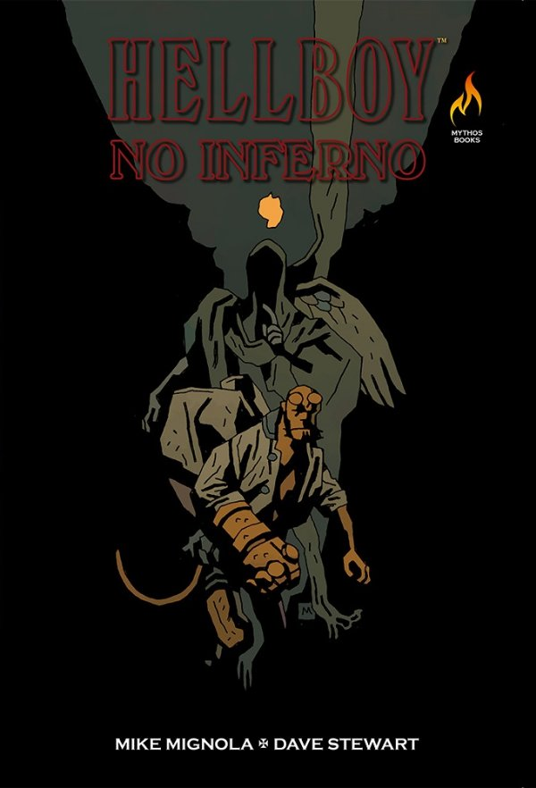Hellboy no Inferno Volume 1 Descenso