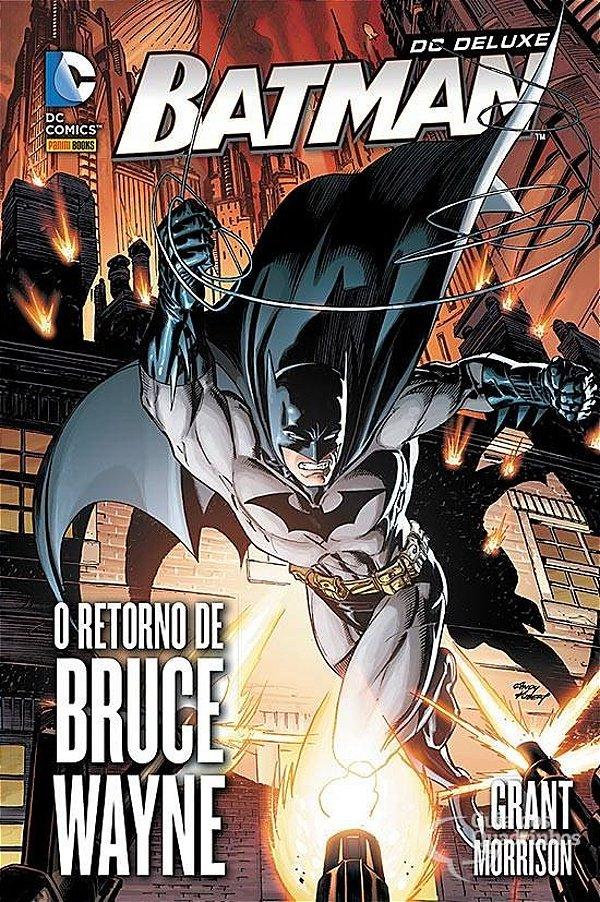 Batman O Retorno De Bruce Wayne