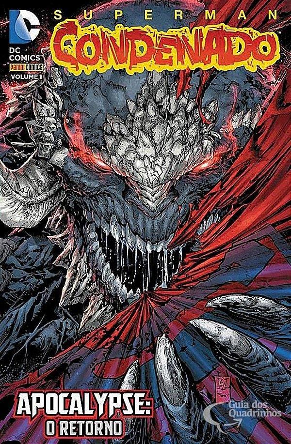 Superman Condenado Volume 1