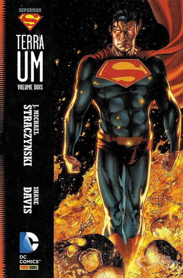 Superman Terra Um Volume 2