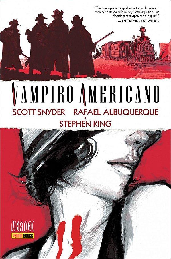 Vampiro Americano - Volume 1