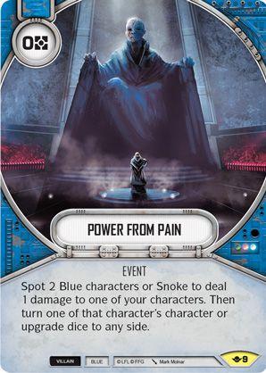 SW Destiny - Power From Pain