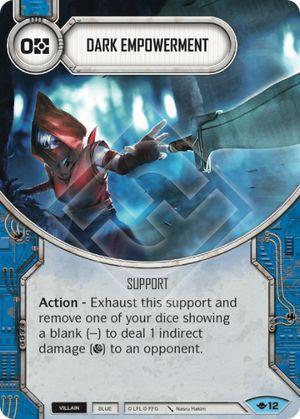 SW Destiny - Dark Empowerment