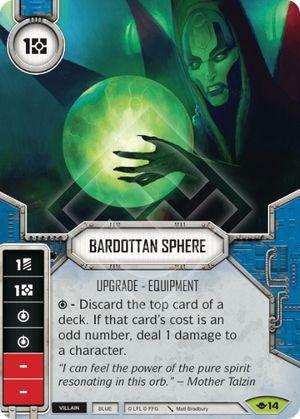 SW Destiny - Bardottan Sphere