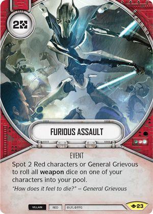 SW Destiny - Furious Assault