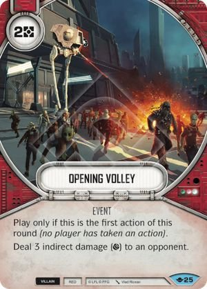 SW Destiny - Opening Volley