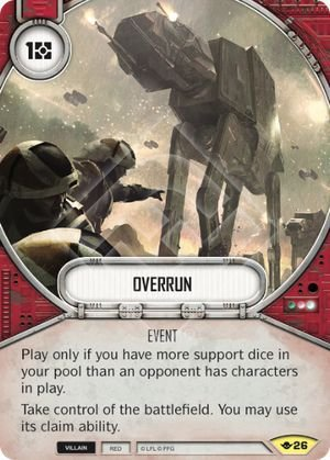 SW Destiny - Overrun