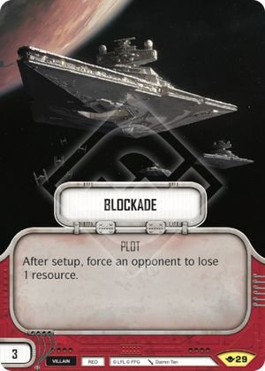 SW Destiny - Blockade