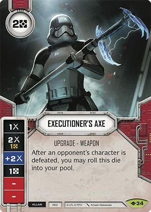 SW Destiny - Executioner's Axe