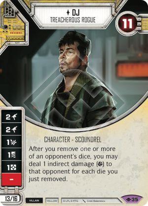 SW Destiny - DJ Treacherous Rogue