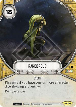 SW Destiny - Rancorous