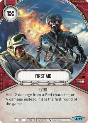 SW Destiny - First Aid