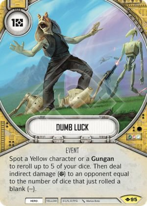 SW Destiny - Dumb Luck