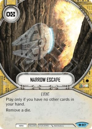 SW Destiny - Narrow Escape
