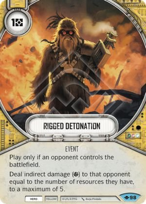 SW Destiny - Rigged Detonation
