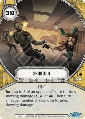 SW Destiny - Shootout