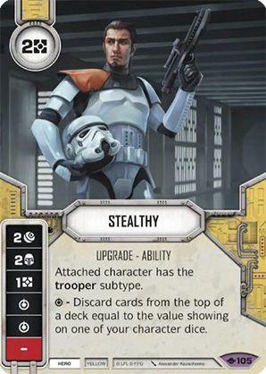 SW Destiny - Stealthy