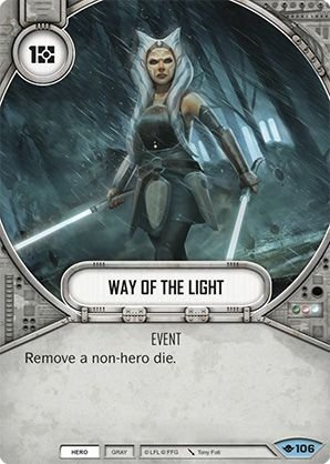 SW Destiny - Way of the Light
