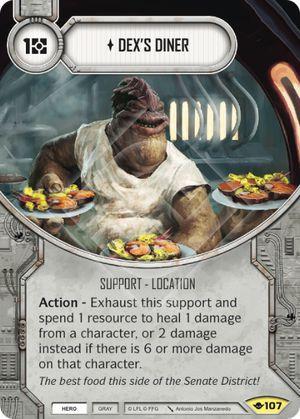 SW Destiny - Dex's Diner