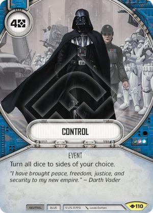SW Destiny - Control