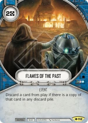 SW Destiny - Flames of the Past
