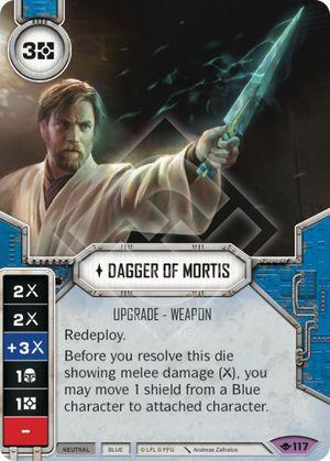 SW Destiny - Dagger of Mortis