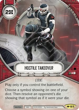 SW Destiny - Hostile Takeover