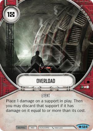 SW Destiny - Overload