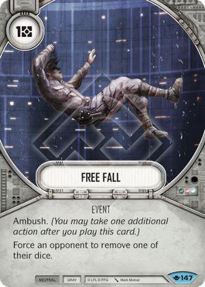 SW Destiny - Free Fall