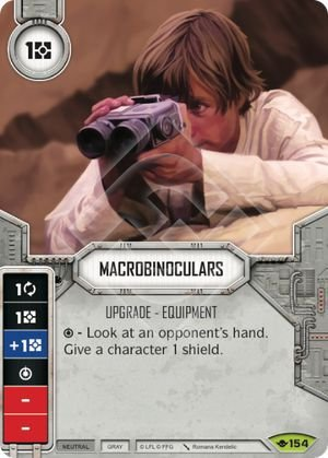 SW Destiny - Macrobinoculars