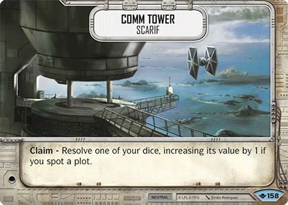 SW Destiny - Comm Tower Scarif
