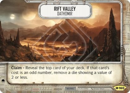 SW Destiny - Rift Valley Dathomir