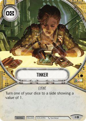 SW Destiny - Tinker