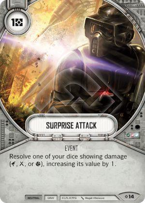 SW Destiny - Surprise Attack