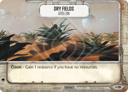 SW Destiny - Dry Fields Atollon