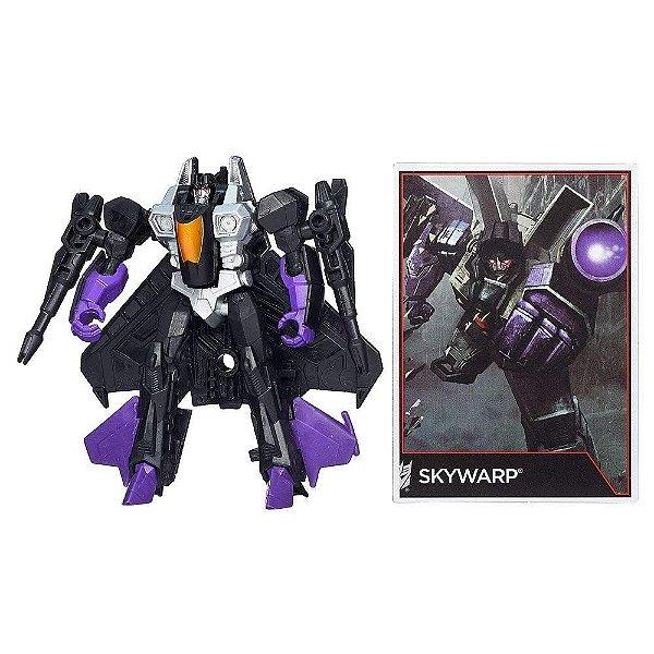 Boneco Transformers Generation Legends - Skywarp - Hasbro
