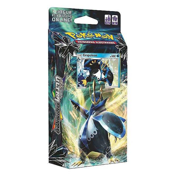Pokémon Deck Sol E Lua - Ultra Prisma Empoleon